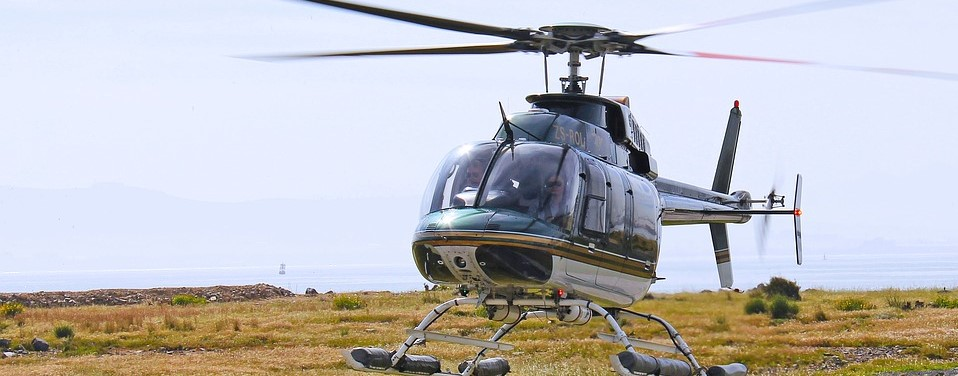 NAC Helicopter in Cape Town